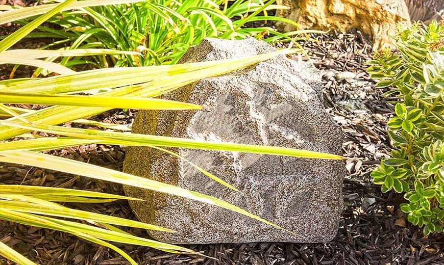 Поющий камень на даче