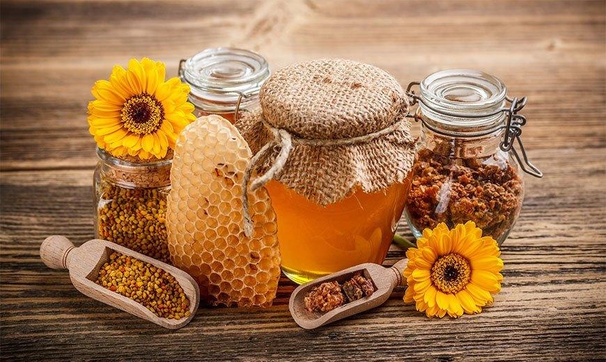 Продукты пчеловодства для здоровья