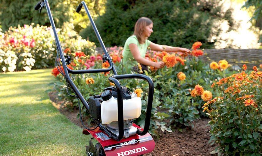 Садовая техника для дачи - мультикультиватор
