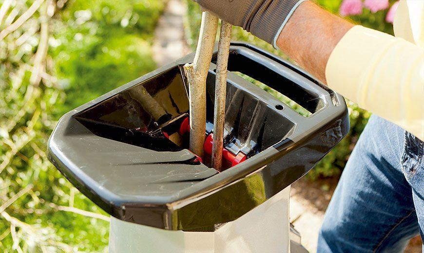 Как сделать измельчитель отходов