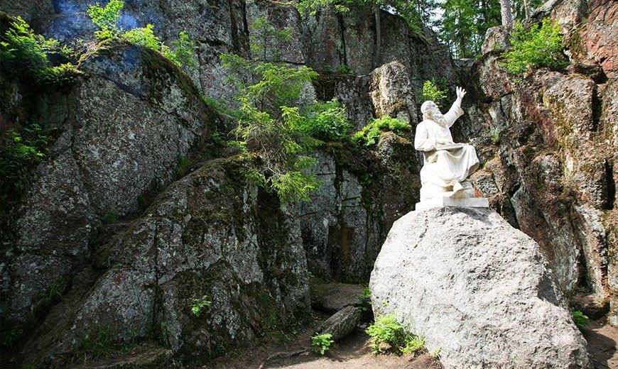 Скальный парк Монрепо