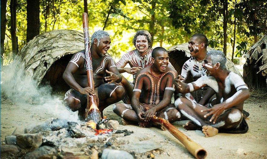 Аборигены Дейнтри