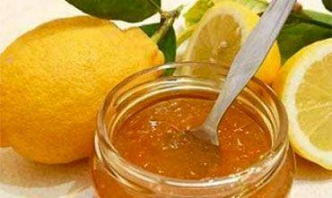 Варенье из имбиря с лимонами