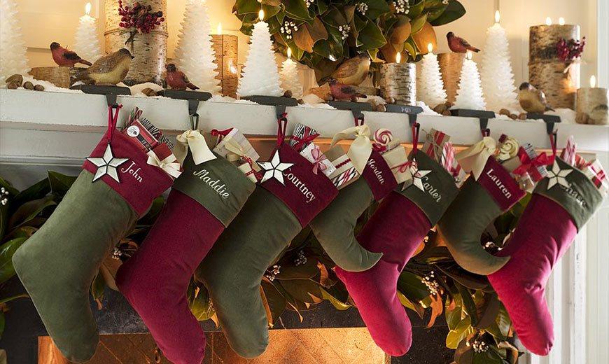 Рождественские чулки