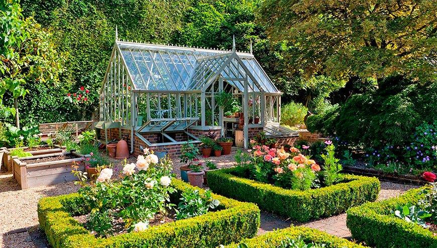 теплицы для сада